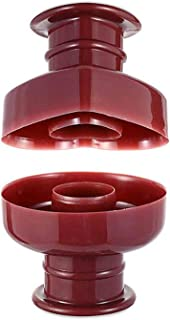 Gladnt Donut Cutters Donut Molds Cookies Cutter Small Cake Molds Handmade Doughnut Makers Kitchen Baking Tool for Home DIY...