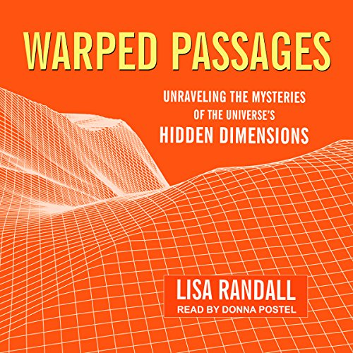 Warped Passages audiobook cover art