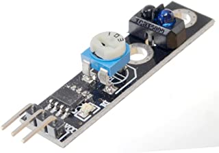 Puuli Tracking Sensor IR TCRT5000 Infrared Obstacle Avoidance sensor for Electronic Brick AVR PIC