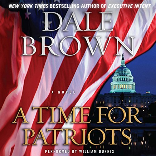 Page de couverture de A Time for Patriots