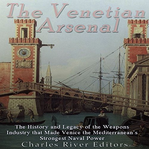 The Venetian Arsenal audiobook cover art