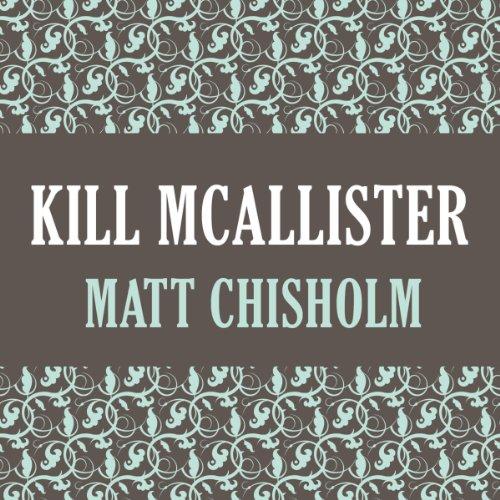 Kill McAllister cover art