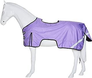 Equisafety Copricoda lampeggiante da equitazione