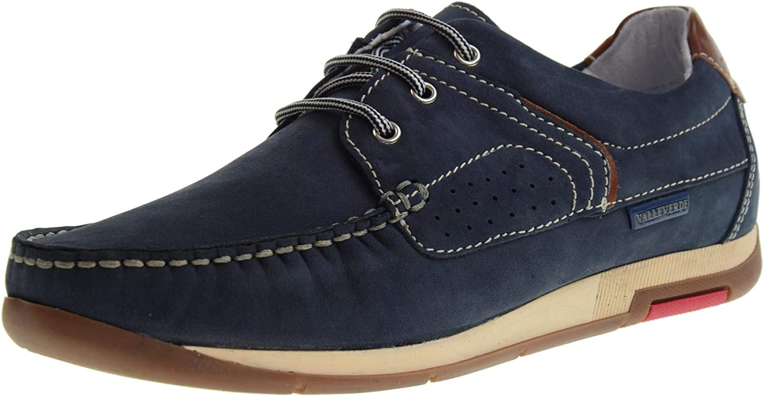 VALLEgreen Laced shoes 20807 blue