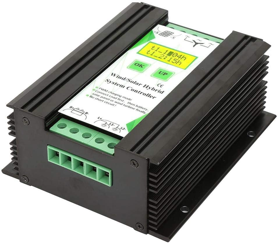 Oumefar Bombing new work Solar Panel Controller Powerful H Control and Wind Mail order cheap
