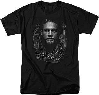 Sons of Anarchy Jax Teller Samcro T Shirt & Stickers