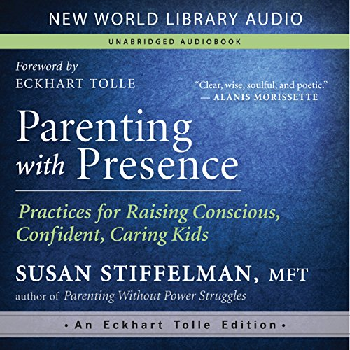 Parenting with Presence cover art