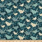 Fabric Merchants 0743537 Marketa Stengl Double Brushed