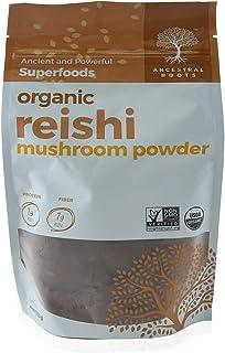Ancient Powerful Superfoods Organic Mushroom Power Ancestral Roots Reishi 4oz