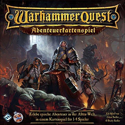 Warhammer Quest: • Abenteuerkartenspiel DEUTSCH