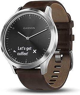 Garmin Vivomove HR Premium, 010-01850-04 Monitor Aktywności, Czarny