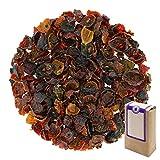 Núm. 1225: Té de hierbas orgánico 'Rosa mosquta' - hojas sueltas ecológico - 100 g - GAIWAN® GERMANY - rosa mosqueta de la agricultura ecológica en Alemania