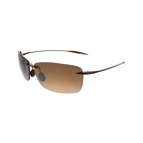 91169b4f8df0 Maui Jim Mens Lighthouse Sunglasses (423) Plastic,Acetate