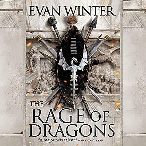 The Rage of Dragons Audiobook By Evan Winter cover art