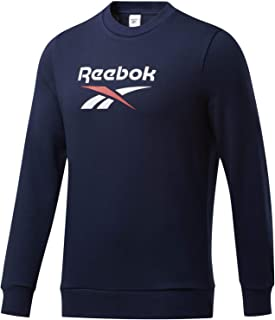 Reebok Men's Cl F Vector Crew Sweatshirt