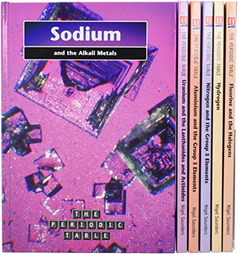 The Periodic Table: Sodium and the Alkali Metals / Aluminium and the Group 3 Elements / Nitrogen and the Group 5 Elements / Fluorine and the Halogens / Hydrogen / Uranium