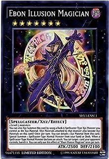 YU-GI-OH! - Ebon Illusion Magician (Shvi-ENSE1) - Shining Victories: Special Edition - Limited Edition - Super Rare