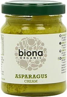 Biona Organic Asparagus Cream, 120g
