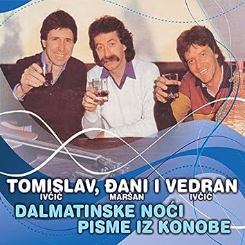 Dalmatinske Noći - Pisme Iz Konobe