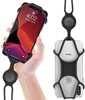 Universal Cell Phone Lanyard Holder, Silicone Neck Strap Smartphone Case for iPhone Xs..