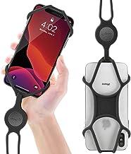 Bone Lanyard PhoneTie ネックストラップ スマホ ストラップ 携帯 全シリコン製 大画面スマホ最適 安全装置付き 落下防止 4-6.7インチのスマホに対応 iPhone Pro Max XS XR X 8 7 6Plus S...