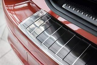 Fahrzeugspezifischer Ladekantenschutz aus Edelstahl mit 3D Abkantung AZ29000013