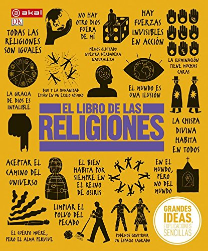El libro de las religiones: 36 (Grandes temas)