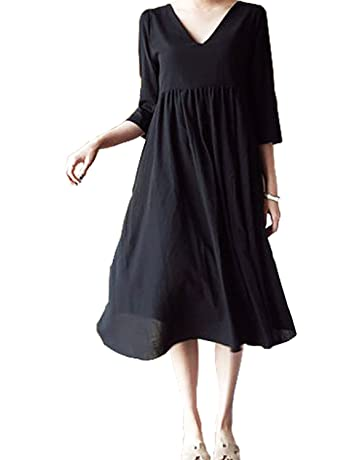 e7e457492cb58 Twinkle goods  改良版 スカート丈アップ 授乳服 ワンピース 授乳口付き 七