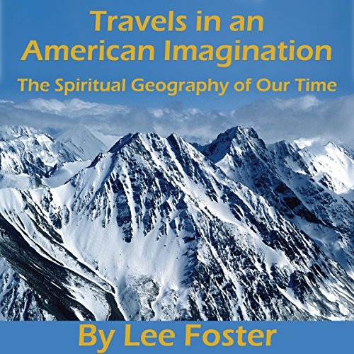 Travels in an American Imagination audiobook cover art