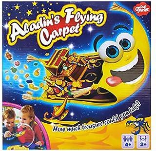 HAPPYTOYS Magic Flying Carpet Game Desktop Suspension Toy Kids Friends Interaction Novelty Balance Toys
