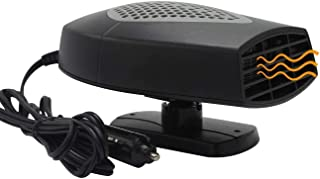 Portable Car Heater,Auto Heater Fan,Car Defogger,Ferryone Fast Heating Quickly Defrosts Defogger 12V 150W Auto Ceramic Hea...
