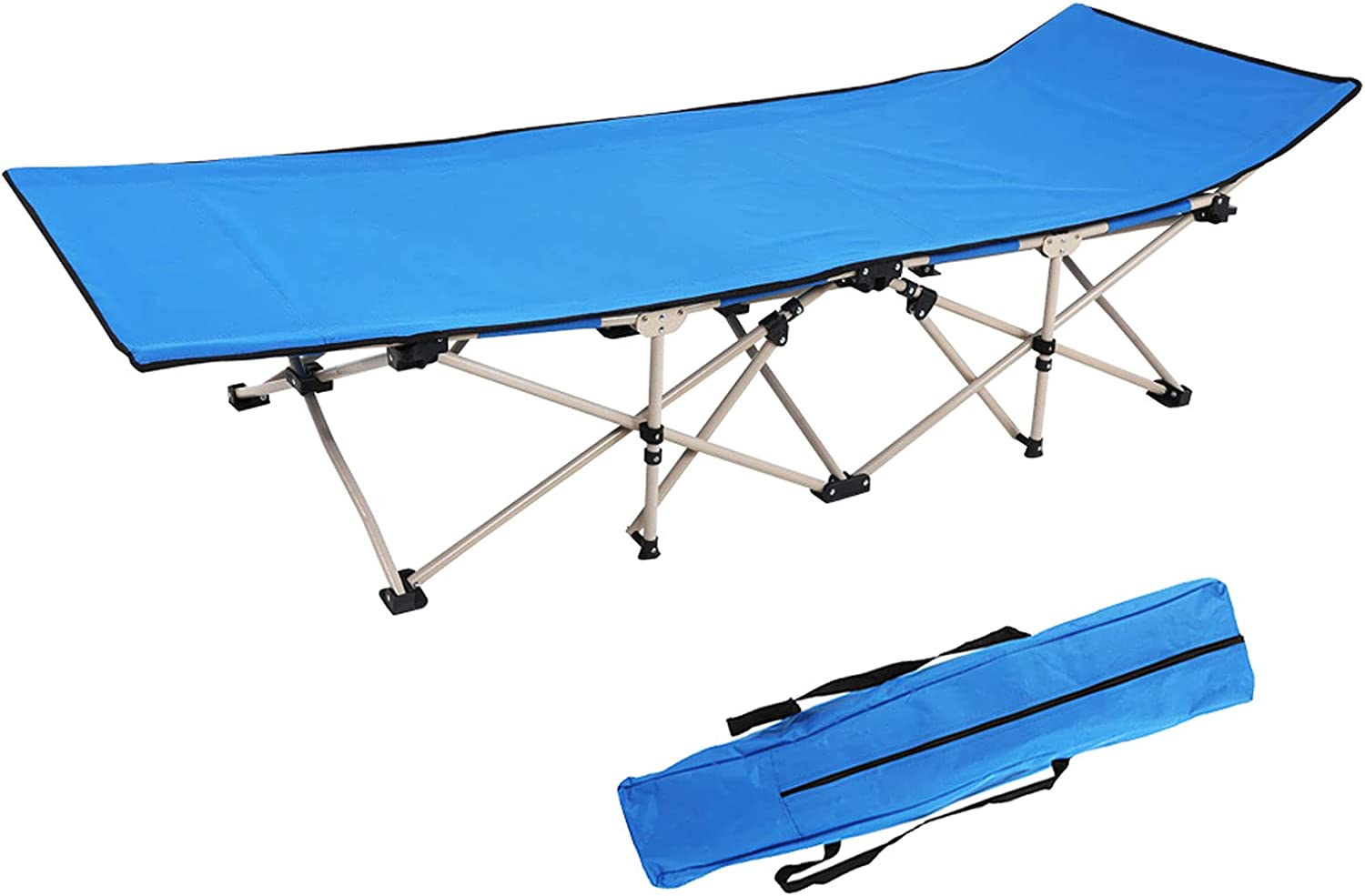Camping Cot for Adults Sales for sale Portable Tent Bed Sleeping Folding National uniform free shipping