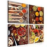 murando - Bilder Küche 80x80 cm Vlies Leinwandbild 4