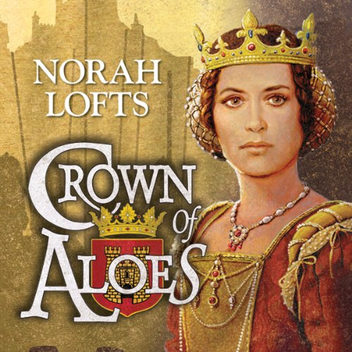 Crown of Aloes audiobook cover art