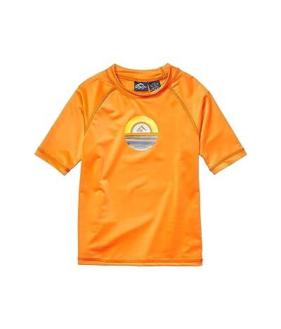 Kanu Surf Haywire UPF 50+ Sun Protective Rashguard Swim Shirt (Little Kids/Big Kids)