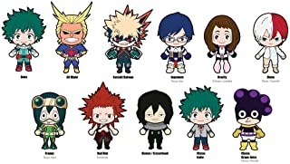 Funimation My Hero Academia 3D Collectible Key Ring Blind Bag Novelty Accessory