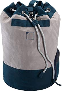 Lewis N. Clark OutwardTM Canvas Sling, Gray/Royal Blue (multi) - 9554GBL