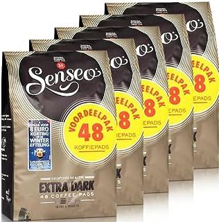 5X Senseo Extra Dark Coffee Pads (48 Pads)
