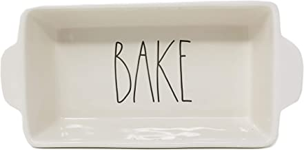 Rae Dunn By Magenta BAKE Ceramic LL 9