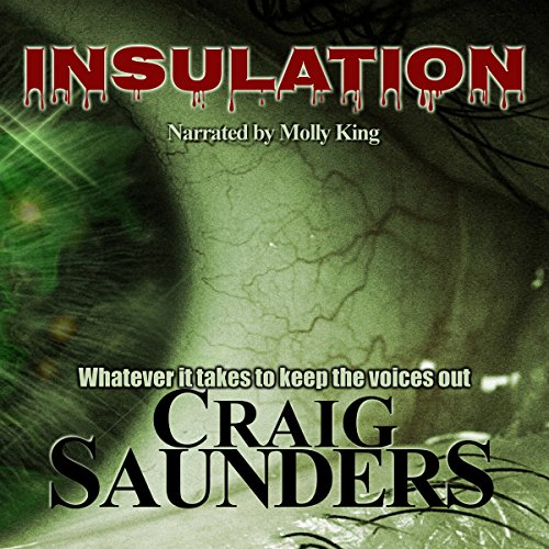 Insulation audiobook cover art
