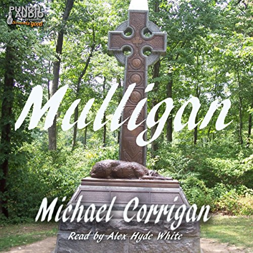 Mulligan audiobook cover art