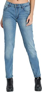 KOTTY Womens High Rise Skinny Fit Jeans