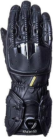KNOX(ノックス) バイク用プロテクショングローブ 摩擦緩和・衝撃吸収・BOAシステム搭載 HANDROID MARK4 BLACK SMALL/ハンドロイド マーク4 ブラック S 【日本正規代理店:ジャペックス】
