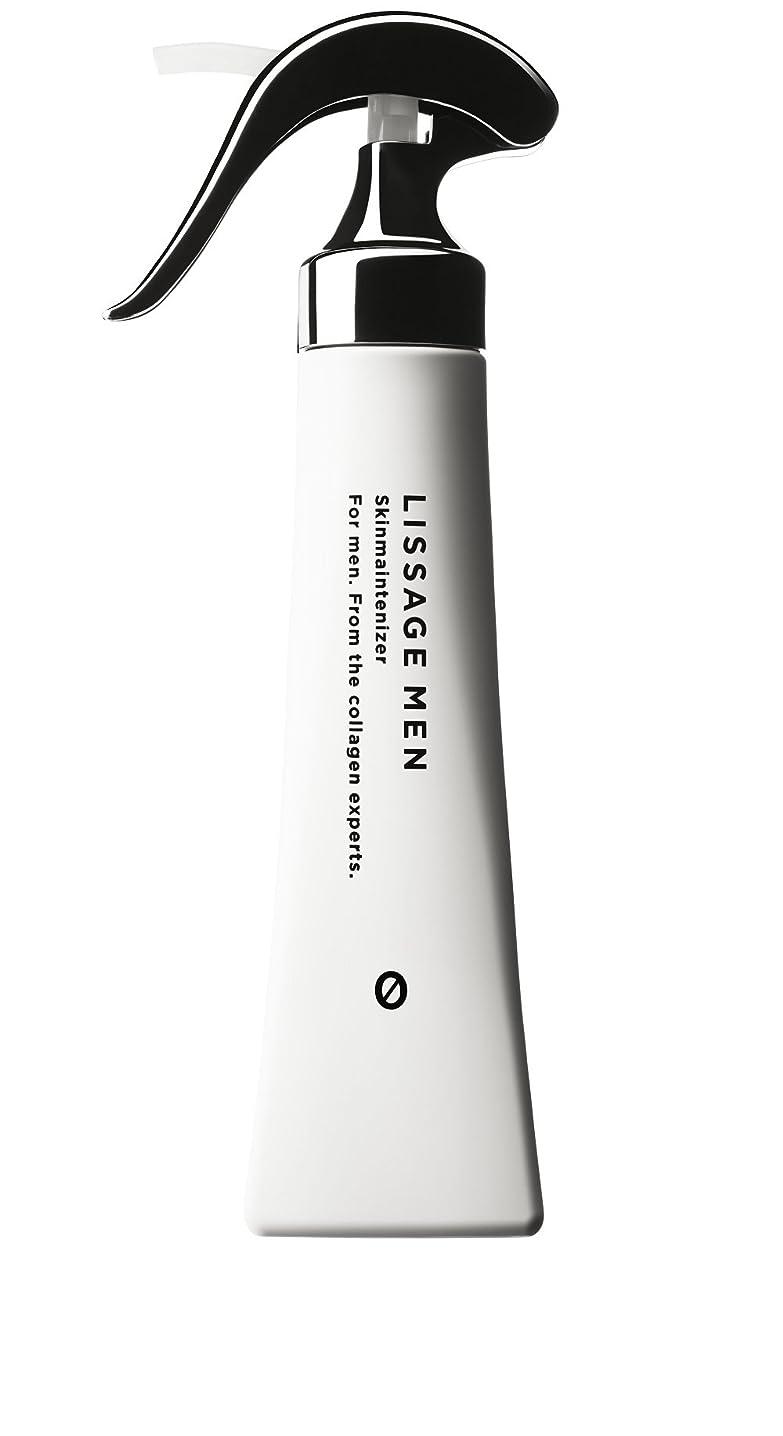 牛肉ライフル報いるリサージメン スキンメインテナイザー ゼロ 130ml 男性用 化粧水? (メンズ スキンケア)