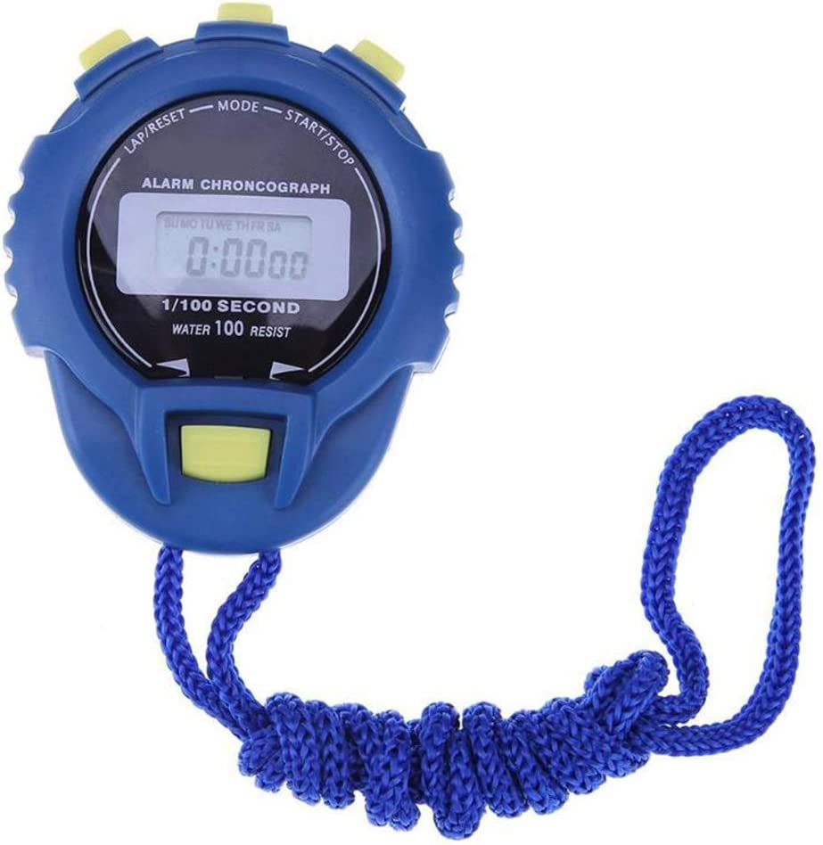 Super special price Discount mail order LCD Stopwatch Chronograph Digital Timer Counte Stop Watch Sport