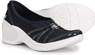 BZees Women's Melody Slip-On Wedge Sneaker