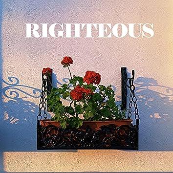 Righteous (feat. sané & 愛THE BLXCK SINATRA死)