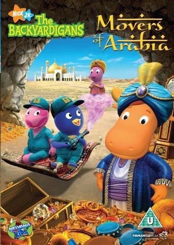 The Backyardigans - Movers Of Arabia [DVD]