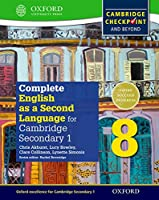 Complete English As a Second Language for Cambridge Lower Secondary Student Book + Cd (Cie Checkpoint)