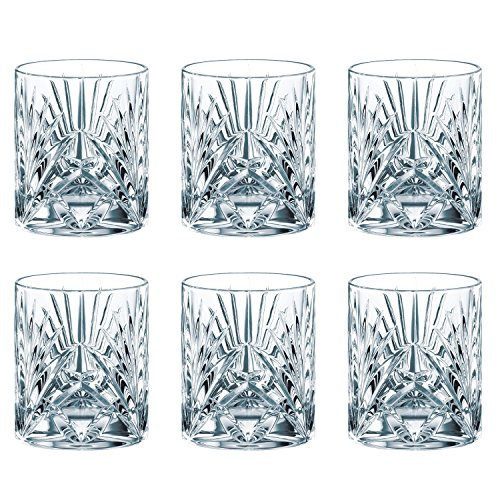 Nachtmann® 92955 Whisky pur - Palais - Kristallglas - 6 -teiliges Set